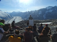 Classic JIRP: lectures above the Gilkey