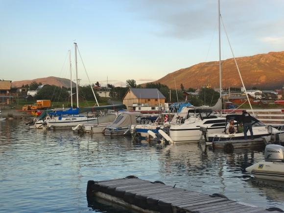 Atlin Harbor