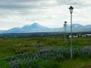 Saudarkrokur in the north of Iceland