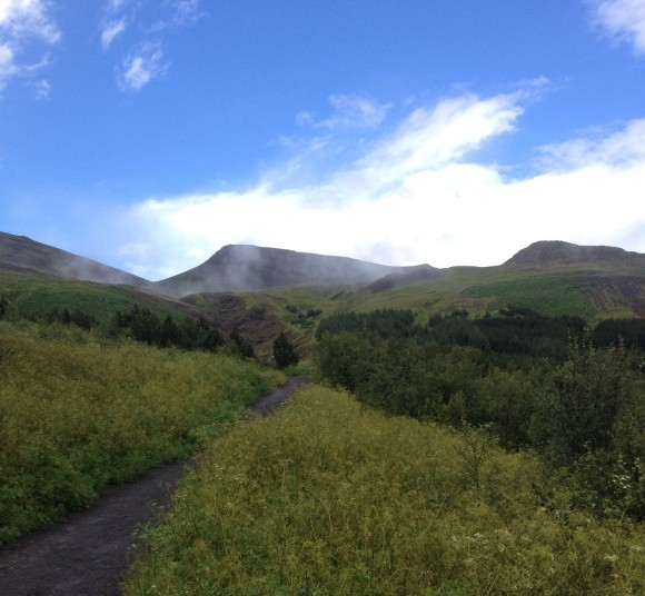 Esja trail